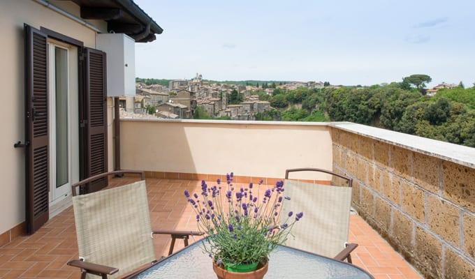 terrazza,terrace penthouse