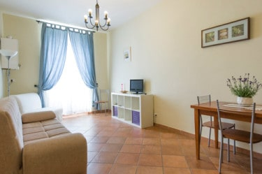 bilocale 3 letti,3 bedded room